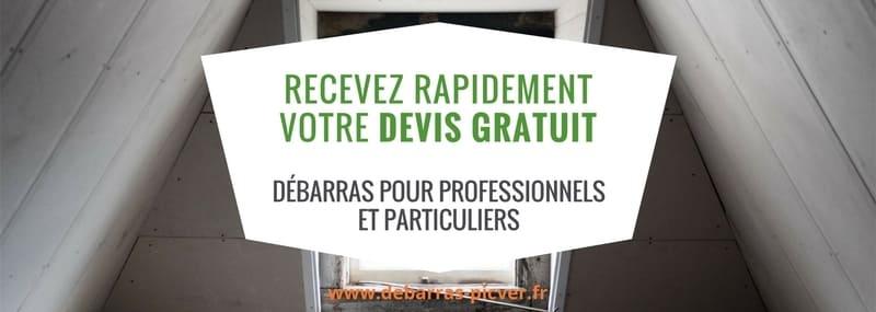 Débarras Picver débarras val de marne 94 Créteil, Vitry-sur-Seine, Saint-Maur-des-Fossés, Champigny-sur-Marne, Ivry-sur-Seine, Maisons-Alfort